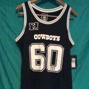Other - Dallas Cowboys Sleeveless Jersey